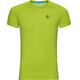 Odlo Active F-Dry Light Crew Neck SS Shirt Men acid lime